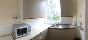 A kitchen or kitchenette at Woodbrooke