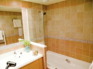 A bathroom at Apartment Les Alpages De Val Cenis 2