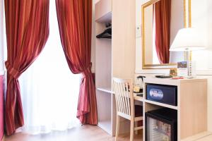 TV o dispositivi per l'intrattenimento presso Domus Capilupi