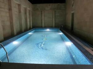 The swimming pool at or near Hotel Tokyo Palace