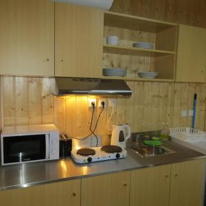 A kitchen or kitchenette at Tasca do Valado