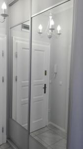 Łazienka w obiekcie Apartament Matejki