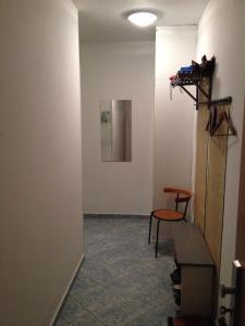 TV a/nebo společenská místnost v ubytování Apartmán Sportovní