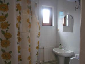 Ванная комната в Гостевой дом Любава