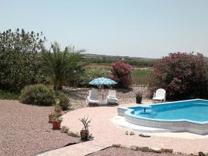 The swimming pool at or close to Comfortable Holiday Home in Almoradi with Swimming Pool