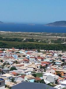 A bird's-eye view of Casa em Cabo Frio