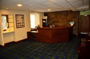 The lobby or reception area at Spean Bridge Hotel