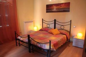 Letto o letti in una camera di Affittacamere Villa Drusilla