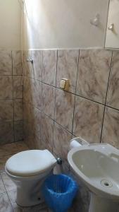 Un baño de Suítes São Judas