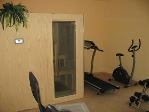 Palestra o centro fitness di Hotel San Nicola