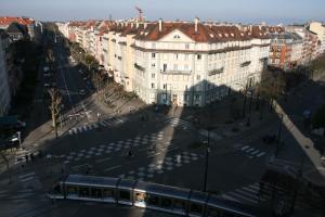 Vue panoramique sur l'établissement L'Appartement de l'Observatoire