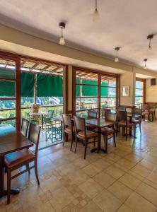 Εστιατόριο ή άλλο μέρος για φαγητό στο Ξενοδοχείο Δάφνη