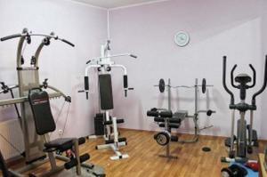 Fitness centar i/ili fitness sadržaji u objektu Apartments Villa Marija