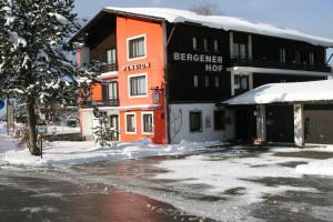 Bergener Hof im Winter