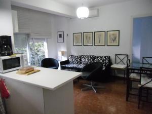Zona de estar de Apartamento Alameda