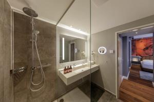 Ένα μπάνιο στο Der Wilhelmshof