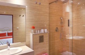 Bagno di Hotel Continental Barcelona