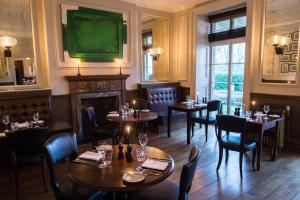 A restaurant or other place to eat at Hotel Du Vin & Bistro Tunbridge Wells