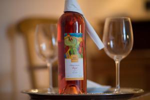 Drankjes bij Grand Hotel Aranybika