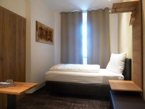 Ein Bett oder Betten in einem Zimmer der Unterkunft Hotel Saline 3-Sterne Superior