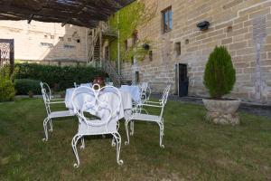 Un restaurante o sitio para comer en Hospedería Señorío de Casalarreina