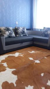 A seating area at Apartment на Героїв Небесної Сотні 39 кв96