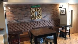 A restaurant or other place to eat at 19th Hole Hotel, Carnoustie