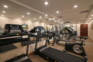 The fitness center and/or fitness facilities at The Light Hotel