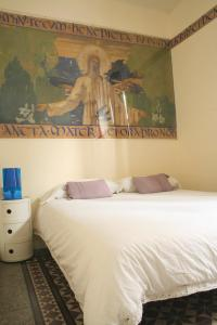 Llit o llits en una habitació de Bed & Breakfast Bells Oficis