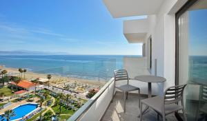 A balcony or terrace at Sol House Costa del Sol