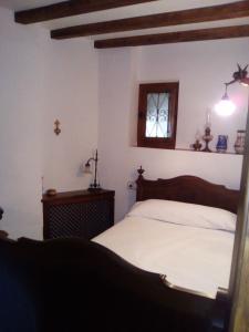 Letto o letti in una camera di Hospederia Casa de La Torre