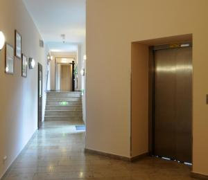 Lobby/Rezeption in der Unterkunft Hotel Döbelner Hof