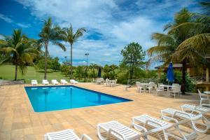 A piscina localizada em Otho Hotel Convention & SPA ou nos arredores