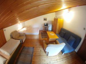 Posezení v ubytování Penzion Sport Čermák
