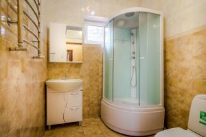 A bathroom at Квартира в курортной зоне
