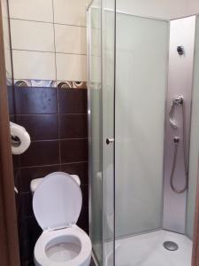 Ванная комната в Apartment kak doma