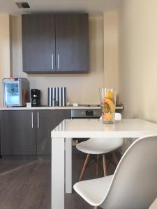 Kuhinja ili čajna kuhinja u objektu Top Apartment