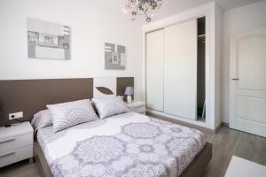 Cama o camas de una habitación en Perfect Family Retreat - La Zenia Beach