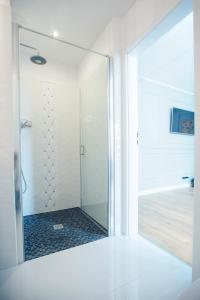 Łazienka w obiekcie Apartament Młyńska