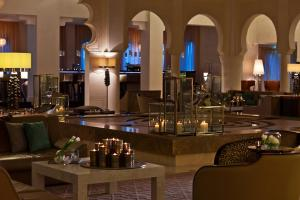A restaurant or other place to eat at Renaissance Tlemcen Hotel