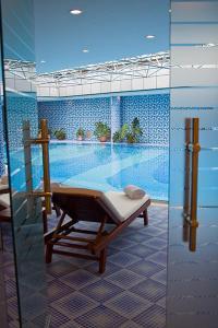 A piscina localizada em Golden Coast ou nos arredores