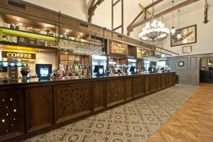 A restaurant or other place to eat at The Golden Hope Wetherspoon