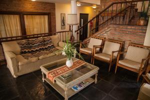 Гостиная зона в Hotel Bahia Nueva