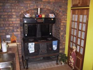 A television and/or entertainment centre at Twilight Grove Farm