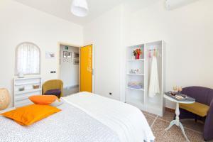 Letto o letti in una camera di Il Segno in Rome