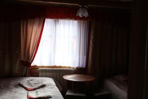 Łóżko lub łóżka w pokoju w obiekcie Pokoje u Gronicki