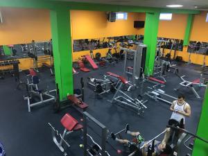 Фитнес-центр и/или тренажеры в Отель Астра