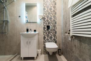 Łazienka w obiekcie Sopot Host Patio