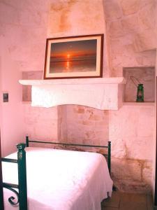 Bagno di B&B Masseria Piccola
