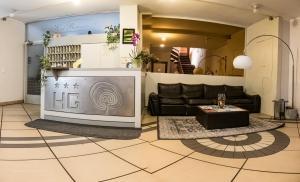 Hall o reception di Hotel Giardino